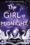 The Girl at Midnight - Melissa Grey
