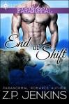 End of Shift - Z. P. Jenkins, Zach Jenkins, Adalia Temple
