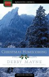 Christmas Homecoming: A Holiday Wedding Reunites Old Loves (Romaning America) - Debby Mayne, Paige Winship Dooly, Elizabeth Goddard, Elizabeth Ludwig