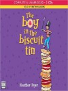 The Boy in the Biscuit Tin (MP3 Book) - Heather Dyer, Ruth Sillers