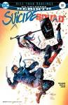 Suicide Squad (2016-) #22 - Rob Williams, Eddy Barrows, Eber Ferreira, Adriano Lucas, Agustin Padilla