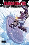 Transformers: Sins of the Wreckers #2 (of 5) - Nick Roche, Nick Roche