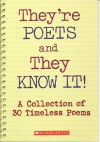 They're Poets and They Know It! A Collection of 30 Timeless Poems - Meredith Hamilton