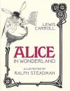 Alice in Wonderland - Lewis Carroll, Ralph Steadman