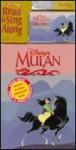 Read and Sing Along-Mulan - B.D. Wong