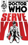 Doctor Who: The Eleventh Doctor #9 (Doctor Who: The Eleventh Doctor: 9) - Al Ewing, Boo Cook, Hi-Fi Color Design
