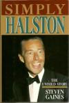 Simply Halston - Steven Gaines