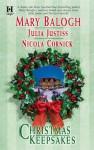 Christmas Keepsakes - Mary Balogh, Julia Justiss, Nicola Cornick