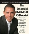 The Essential Barack Obama: Dreams from My Father and The Audacity of Hope - Barack Obama, Barack Obama