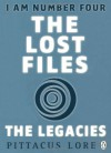 I Am Number Four: The Lost Files: The Legacies - Pittacus Lore
