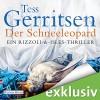 Der Schneeleopard (Maura Isles / Jane Rizzoli 11) - Tess Gerritsen, Mechthild Großmann, Deutschland Random House Audio