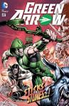 Green Arrow (2011-2016) #47 - Benjamin Percy, Gabe Eltaeb, Joe Bennett, Jack Jadson, Fabrizio Fiorentino, Federico Dallocchio