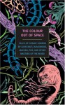 The Colour Out of Space: Tales of Cosmic Horror by Lovecraft, Blackwood, Machen, Poe, and Other Masters of the Weird - Douglas Thin, Walter de la Mare, H.P. Lovecraft, Edgar Allan Poe, Bram Stoker, Ambrose Bierce, R.W. Chambers, Arthur Machen, Algernon Blackwood, Henry James, M.P. Shiel