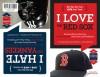 I Love the Red Sox/I Hate the Yankees - Jon Chattman, Allie Tarantino, Rich Tarantino