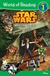 World of Reading Star Wars Ewoks Join the Fight: Level 1 - Disney Book Group