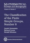 The Classification of the Finite Simple Groups - Daniel Gorenstein, Richard Lyons, Ronald Soloman