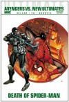 Ultimate Comics Avengers vs. New Ultimates: Death of Spider-Man - Mark Millar, Leinil Francis Yu