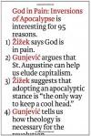 God in Pain: Inversions of Apocalypse - Slavoj Žižek, Boris Gunjević, Ellen Elias-Bursać
