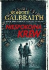 Niespokona krew - Robert Galbraith