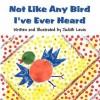 Not Like Any Bird I've Ever Heard - Judith Lewis