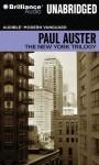 The New York Trilogy - Paul Auster, Joe Barrett