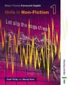 Nelson Thornes Framework English 1. Skills in Non-Fiction (Nelson Thornes Framework Engli) - Geoff Reilly, Wendy Wren