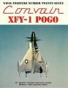 Convair XFY-1 Pogo - Steve Ginter, Bill Chana, B.J. Long, Skeets Coleman