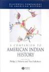 A Companion to American Indian History - Philip J. Deloria, Neal Salisbury