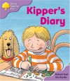 Kipper's Diary (Oxford Reading Tree: Stage 1+: First Sentences) - Roderick Hunt, Alex Brychta