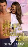 The Geek Girl and the Scandalous Earl - Gina Lamm