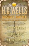 HG Wells, Secret Agent - Alex Shvartsman