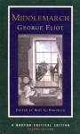 Middlemarch: A Norton Critical Edition - George Eliot, Bert G. Hornback