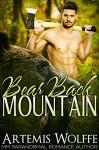 Bear Back Mountain: M/M Shifter Mpreg Romance - Artemis Wolffe, Wednesday Raven
