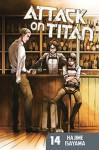 Attack on Titan 14 - Hajime Isayama