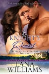 A Knight's Quest (Falling For A Knight Book 1) - Lana Williams