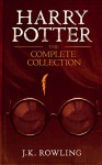 Harry Potter: The Complete Collection - J.K. Rowling, Olly Moss