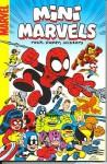 Mini-Marvels: Rock, Paper, Scissors - Chris Giarrusso