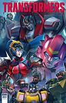 Transformers: Till All Are One Annual 2017 - Mairghread Scott, Sara Pitre-Durocher