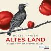 Altes Land - Dörte Hansen, Hannelore Hoger, Deutschland Random House Audio