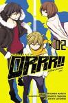 Durarara!! Yellow Scarves Arc, Vol. 2 - Ryohgo Narita, Akiyo Satorigi