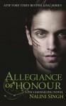 Allegiance Of Honour - Nalini Singh