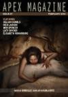 Apex Magazine - February 2014 - Sigrid Ellis, Lucy A Snyder, Rich Larson, Elisabeth Vonarburg, Gillian Daniels, Karla Ortiz