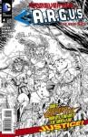 Forever Evil Argus #4 Variant Cover - Sterling Gates
