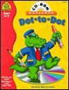 Dot-to-Dot CD/ROM and Workbook, Ages 4-7 - Barbara Gregorich, Julie Orr, Richard Pape, Sharon Holm