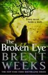 The Broken Eye - Simon Vance, Brent Weeks