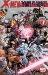 X-Men: To Serve and Protect #1 (of 4) - Christopher Yost, James Asmus, Brian Reed, Joshua Fialkov, Nick Bradshaw, Derec Donovan, Jon Buran, Pepe Larraz, James Harren