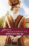Love Inspired Historical March 2015 Box Set: Would-Be Wilderness WifeHill Country CourtshipThe Texan's Inherited FamilyThe Daddy List - Regina Scott, Laurie Kingery, Noelle Marchand, DeWanna Pace