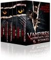 Vampires, Werewolves, & Zombies (A Paranormal Romance & Dark Fantasy Anthology) - W.J. May, Dale Mayer, Kristen Middleton, Chrissy Peebles