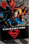 The Death and Return of Superman Omnibus - Dan Jurgens, Karl Kesel, Jerry Ordway, Louise Simonson, Roger Stern, Jon Bogdanove, Tom Grummett, Brett Breeding, Rick Burchett, Mike Carlin