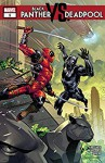 Black Panther vs. Deadpool (2018-2019) #1 (of 5) - Daniel Kibblesmith, Ryan Benjamin